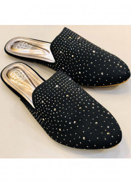 Grace Up Shoes Casual Style  Flat Shoes 681 BLACK
