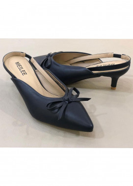 Grace Up Shoes Casual Style  Heel Shoes A253 BLUE