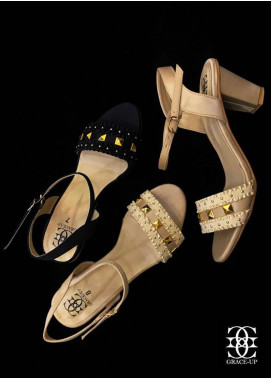 Grace Up Shoes Casual Style  Heel Shoes O862