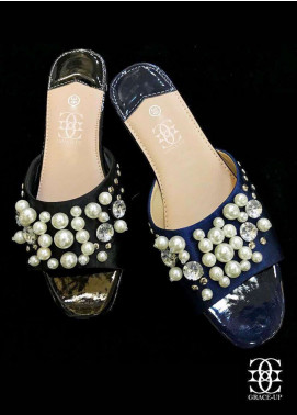 Grace Up Shoes Casual Style  Flat Shoes A100