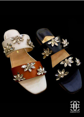 Grace Up Shoes Casual Style  Flat Shoes O744