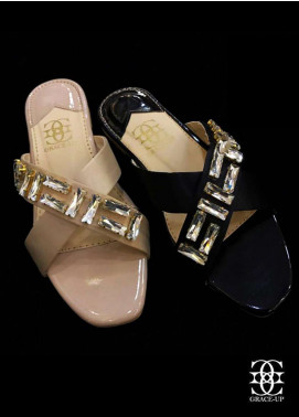 Grace Up Shoes Casual Style  Flat Shoes O781