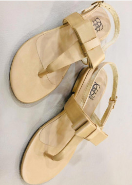 Grace Up Shoes Casual Style  Flat Shoes 661 Fawn