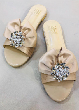 Grace Up Shoes Casual Style  Flat Shoes 677 Fawn