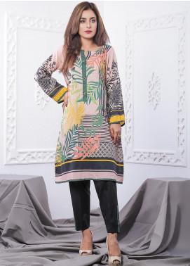 Nargis Shaheen Printed Lawn Stitched 2 Piece Suit GA-02-20