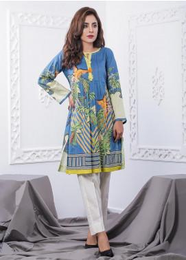 Nargis Shaheen Printed Lawn Stitched 2 Piece Suit GA-03-20