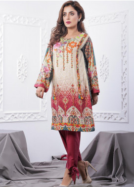 Nargis Shaheen Printed Lawn Stitched 2 Piece Suit GA-04-20