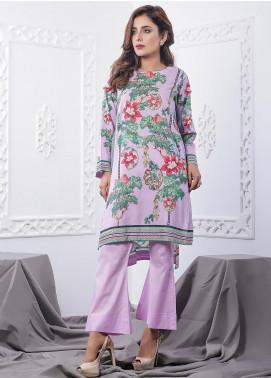 Nargis Shaheen Printed Lawn Stitched 2 Piece Suit GA-05-20