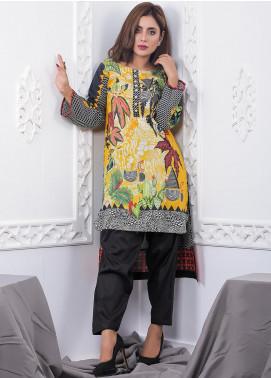 Nargis Shaheen Printed Lawn Stitched 2 Piece Suit GA-09-20