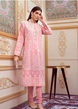 Gul Ahmed Embroidered Chikankari Unstitched 2 Piece Suit GA19E FE-210 - Eid Collection