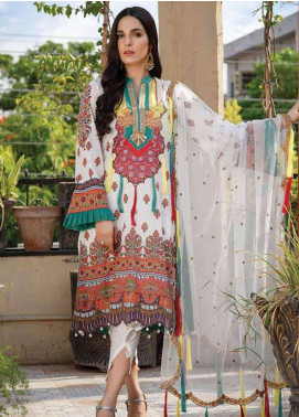 Gul e Lala by Anamta Embroidered Lawn Unstitched 3 Piece Suit ANT20G GL 02 - Spring / Summer Collection