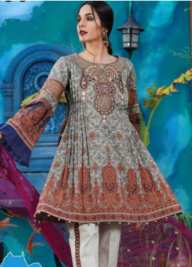 Gul e Lala by Anamta Embroidered Lawn Unstitched 3 Piece Suit ANT20G GL 05 - Spring / Summer Collection