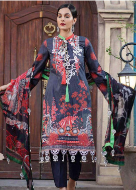 Gul e Lala by Anamta Embroidered Lawn Unstitched 3 Piece Suit ANT20G GL 06 - Spring / Summer Collection