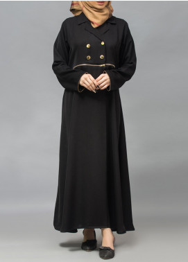 Hijab ul Hareem Formal Polyester Stitched Abaya 0119-P-951