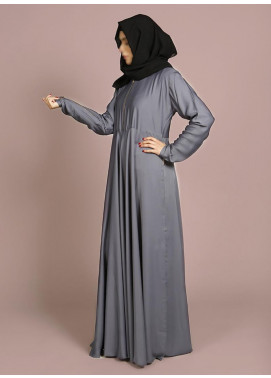 Hijab ul Hareem Pullover Polyester Stitched Abaya 0120-R-969