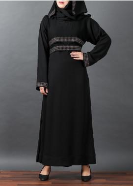 Hijab ul Hareem Pullover Woollen Stitched Abaya 0120-RC-A337