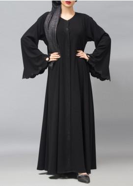 Hijab ul Hareem Formal Woollen Stitched Abaya 0121-C-946