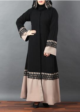 Hijab ul Hareem Formal Polyester Stitched Abaya 0121-R-A369