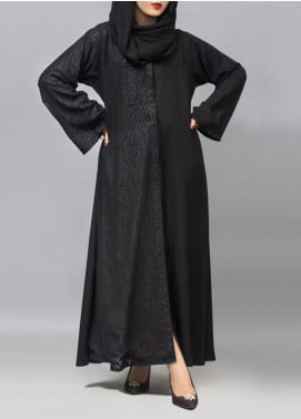 Hijab ul Hareem Formal Polyester Stitched Abaya 0121-RC-959