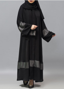 Hijab ul Hareem Formal Polyester Stitched Abaya 0121-RC-960