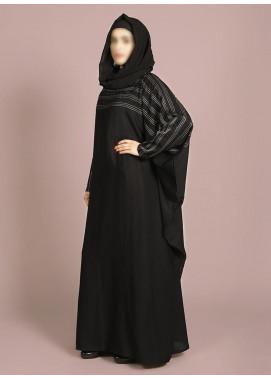 Hijab ul Hareem Jilbab Polyester Stitched Abaya Jilbab-C-966