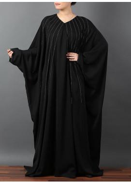 Hijab ul Hareem Jilbab Polyester Stitched Abaya JILBAB-RC-A309