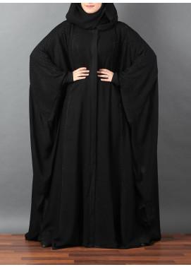 Hijab ul Hareem Jilbab Chiffon Stitched Abaya JILBAB-RC-A311