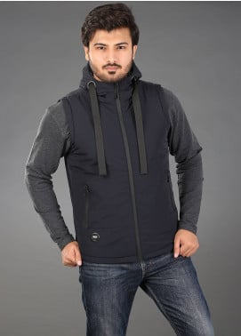 Sanaulla Exclusive Range Parachute Casual Men Hoodies -  SAM18H 02