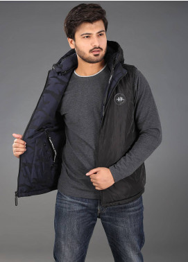 Sanaulla Exclusive Range Parachute Casual Men Hoodies -  SAM18H 06