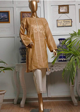 HZ Textiles Printed Jacquard Unstitched Kurties HZ20K 03-Benson - Spring / Summer Collection