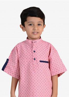Ignite Wardrobe Cotton Printed Shirts for Boys -  IG20SHK 001