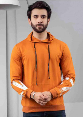 Ignite Wardrobe Cotton Pullover Men Hoodies -  IG20HDM 002