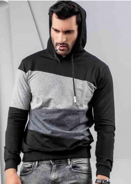 Ignite Wardrobe Cotton Pullover Men Hoodies -  IG20HDM 006
