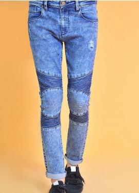 Ignite Wardrobe Cotton Slim Fit Jeans for Men -  IG20JNM 003
