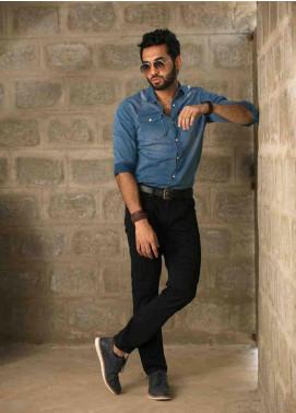 Ignite Wardrobe Cotton Stretchable Men Jeans -  IG20JNM 008