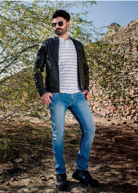 Ignite Wardrobe Cotton Stretchable Jeans for Men -  IG20JNM 011