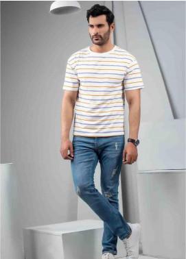 Ignite Wardrobe Cotton Slim Fit Men Jeans -  IG20JNM 014