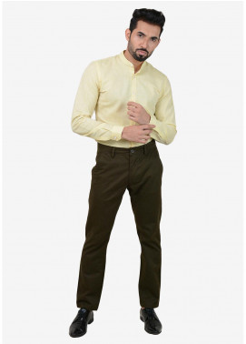 Ignite Wardrobe Cotton Stretchable Chino Pants for Men -  IG20PNM 029