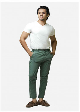 Ignite Wardrobe Cotton Slim Fit Chino Men Pants -  IG20PNM 038