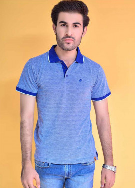 Ignite Wardrobe Cotton Dyed Men Polo Shirt -  IG20POM 002