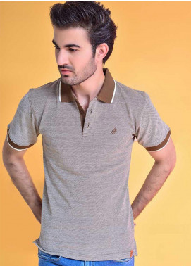 Ignite Wardrobe Cotton Dyed Polo Shirt for Men -  IG20POM 003