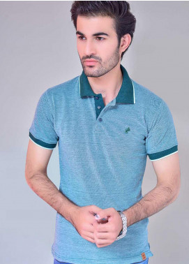 Ignite Wardrobe Cotton Dyed Men Polo Shirt -  IG20POM 004