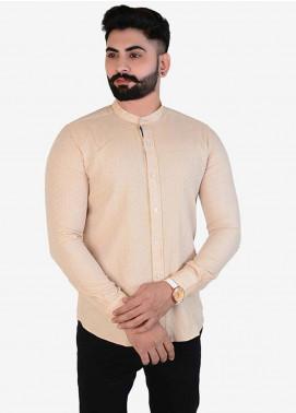 Ignite Wardrobe Cotton Ben Collar Shirts for Men -  IG20SHM 001