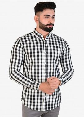 Ignite Wardrobe Cotton Checkered Men Shirts -  IG20SHM 002