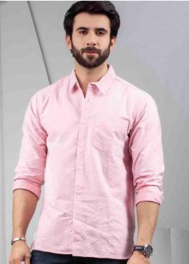 Ignite Wardrobe Cotton Dotted Shirts for Men -  IG20SHM 003