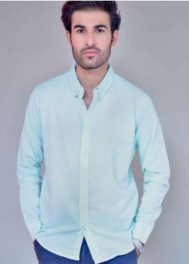 Ignite Wardrobe Cotton Button Down Men Shirts -  IG20SHM 004