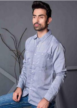 Ignite Wardrobe Cotton Blend Casual Men Shirts -  IG20SHM 006
