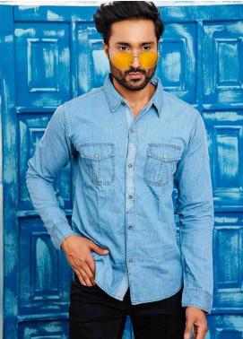 Ignite Wardrobe Cotton Contrasting Shirts for Men -  IG20SHM 013
