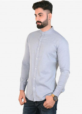 Ignite Wardrobe Cotton Ben Collar Men Shirts -  IG20SHM 016