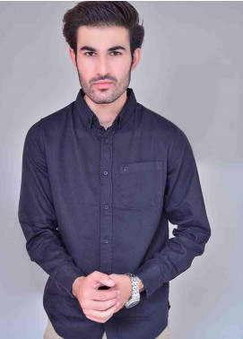 Ignite Wardrobe Cotton Phoenix Button Down Men Shirts -  IG20SHM 018